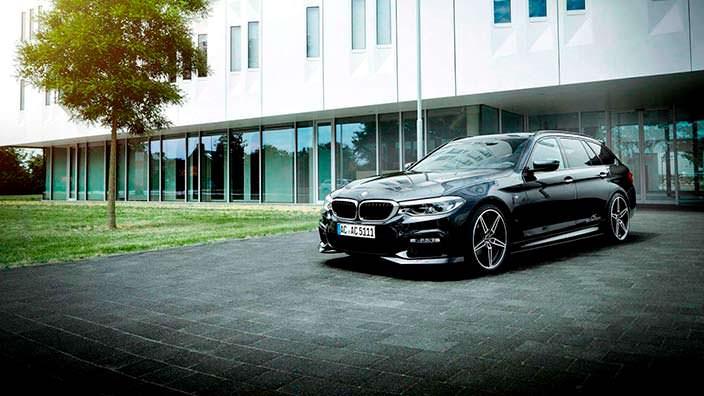 Универсал BMW 5-Series 2018. Тюнинг AC Schnitzer