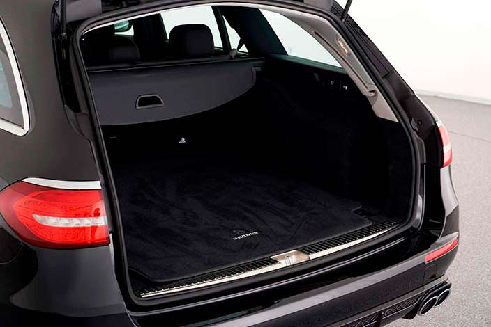 Багажник Mercedes-Benz E-Class Estate W213
