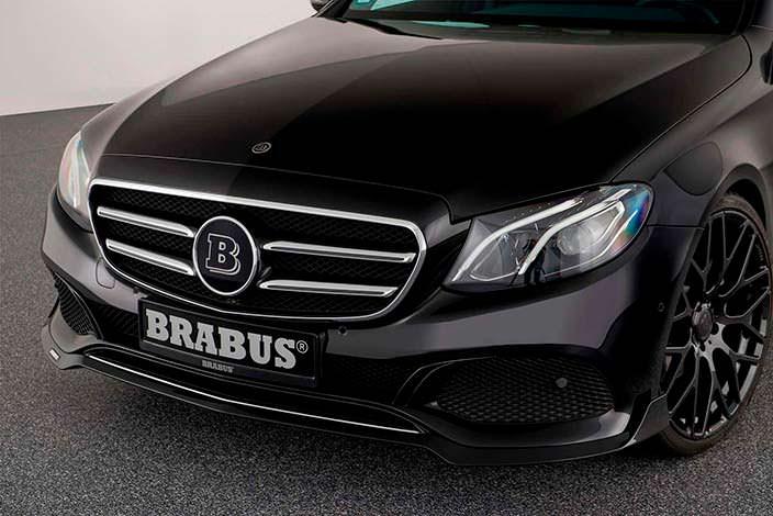 Новый Mercedes-Benz E-Class Estate B25 от Brabus
