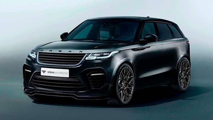 Тюнинг Range Rover Velar от Urban Automotive