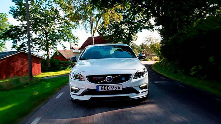2018 Volvo S60. Тюнинг Polestar