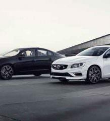 Volvo S60 и V60 Polestar получили новый аэро-комплект | фото