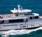 Спущена на воду яхта Dutch Falcon от Van Der Valk | фото
