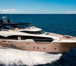 Monte Carlo Yachts построил первую яхту серии MCY96 | фото