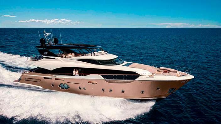 Яхта длиной 29,26-метра Mia от Monte Carlo Yachts