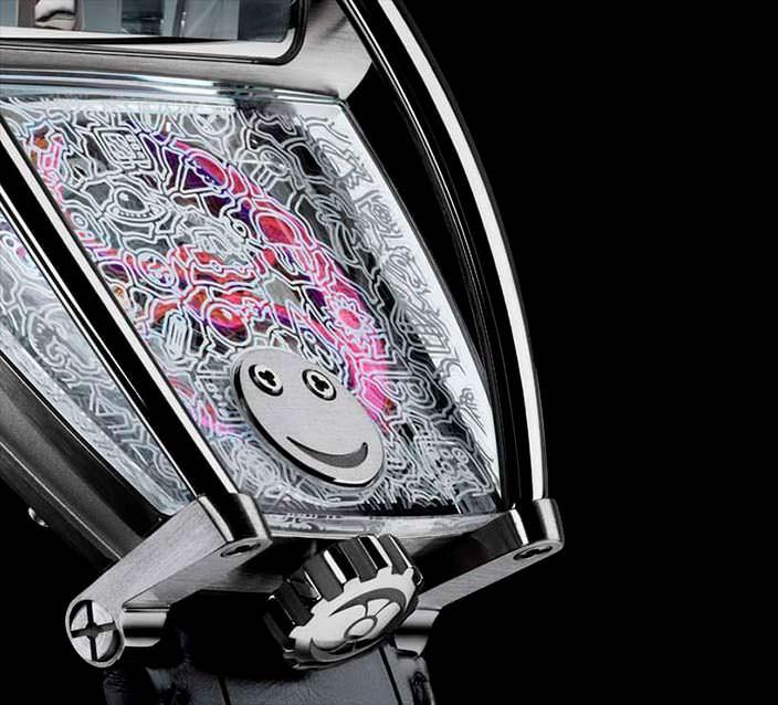 Швейцарские часы MB&F HM8 Only Watch в единственном экземпляре