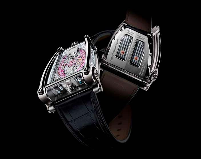 Швейцарские часы MB&F HM8 Only Watch для ежегодного аукциона