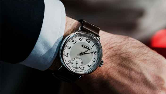 Золотые Tissot – часы для избранных