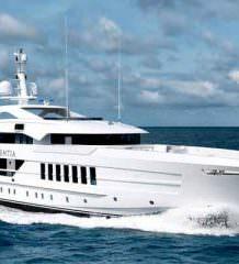 55-метровая яхта Laurentia от Heesen доставлена | фото, видео