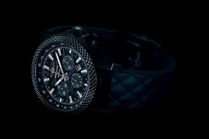 Часы Bentley GT Dark Sapphire Edition от Breitling