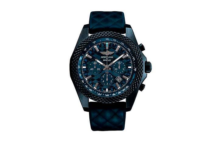 Часы Bentley GT Dark Sapphire Edition. Серия из 500 единиц
