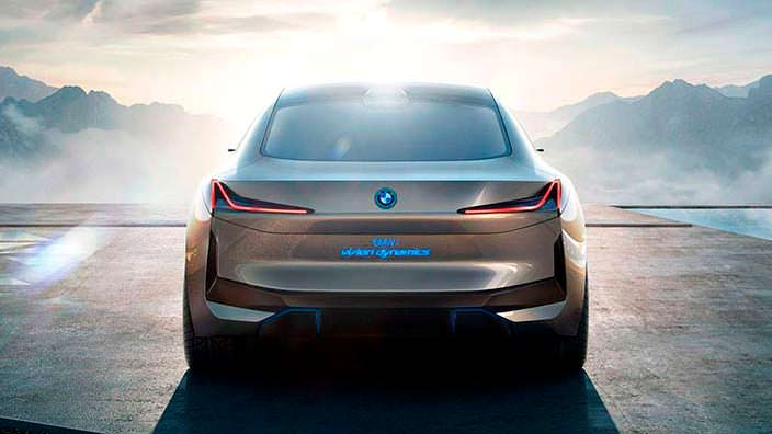 BMW i Vision Dynamics IAA-2017