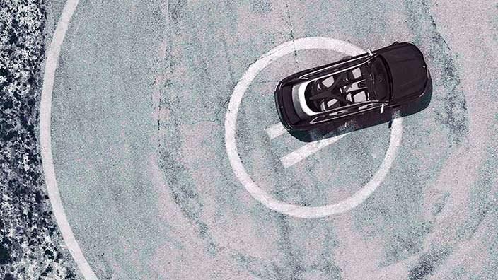 Внедорожник с панорамной крышей BMW X7 iPerformance Concept