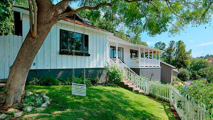 Дом Мисси Пайл в Лос-Анджелесе