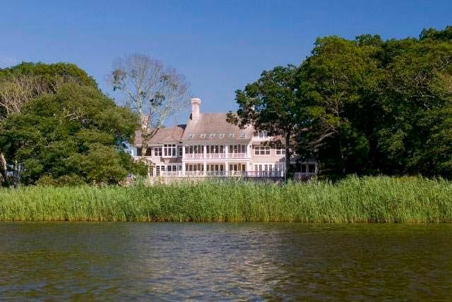 Дом у озера Бейонсе и Джей Зи