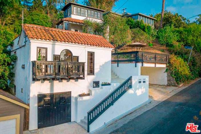 Дом 1923 года постройки Джеймса Франко