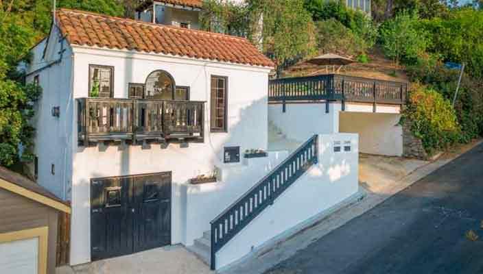 Актер Джеймс Франко продает дом в Лос-Анджелесе | фото, цена