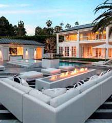 Боксер Флойд Мейвезер купил дом в Беверли-Хиллз | фото, цена