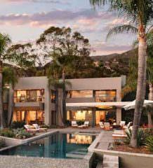 Продается бывший дом Майкла Бэя в Монтесито | фото и цена