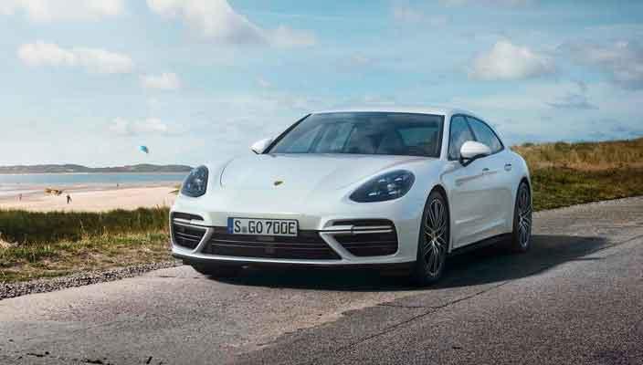 Вышел гибридный универсал Porsche Panamera | фото и цена