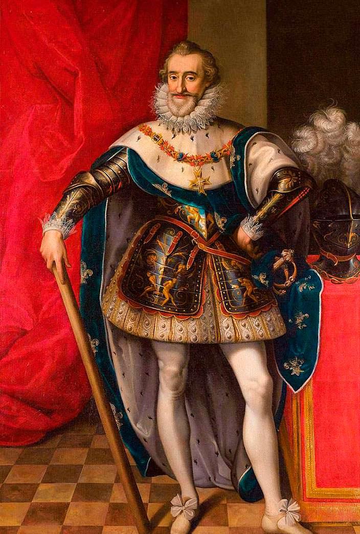 Король Франции Генрих IV гостевал в замке Chateau Carbonnieres