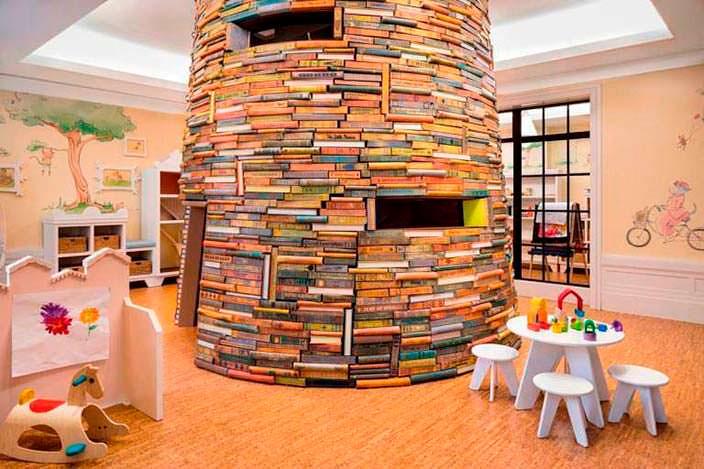 Дизайн детской игровой комнаты для владельцев квартир в ЖК