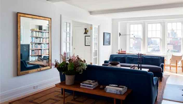Актер Сет Майерс продает квартиру на Манхэттене | фото, цена