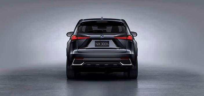Новый Lexus NX 300h. 2018 модельный год