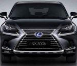 Стали известны цены на рестайлинговый кроссовер Lexus NX 300h