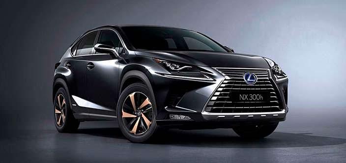 Обновленный Lexus NX 300h. Цена от $39 330