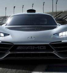 Mercedes-AMG Project One: король дорог мощностью 1000-сил