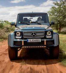 Последний Mercedes-Maybach G650 Landaulet продадут на аукционе
