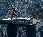 Парусная круизная суперъяхта Cauta от Тимура Бозджи | фото