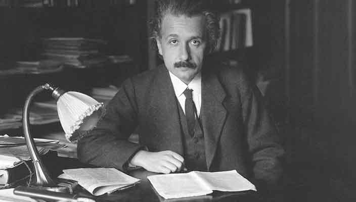 Письмо Эйнштейна с размышлениями о Боге уйдет с молотка