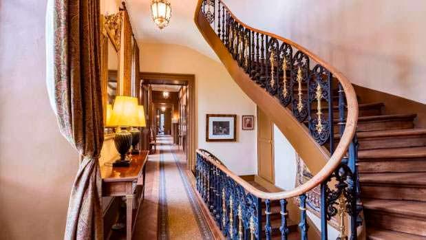 Оригинальная винтовая лестница