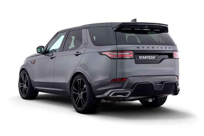 Тюнинг Land Rover Discovery от Startech