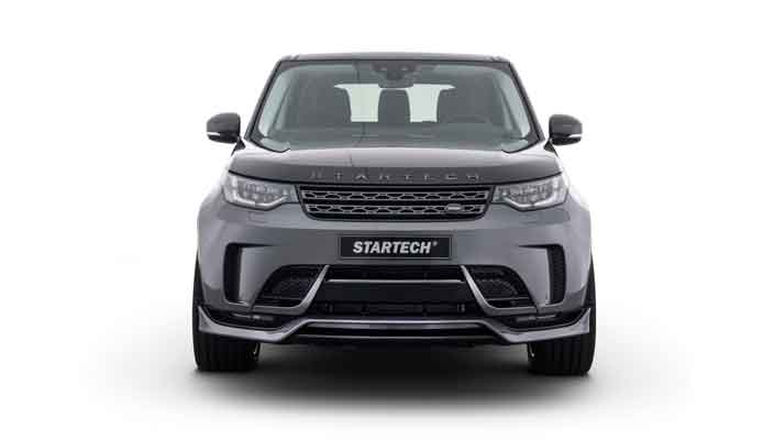 Новый Land Rover Discovery получил тюнинг от Startech | фото