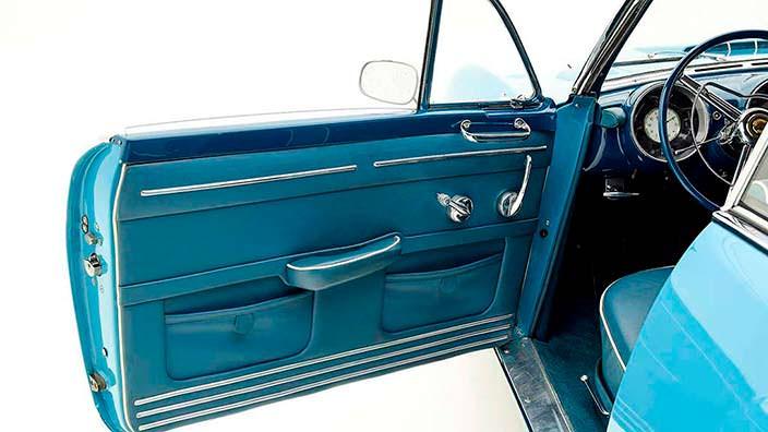 Карты дверей Chrysler Ghia Special Coupe