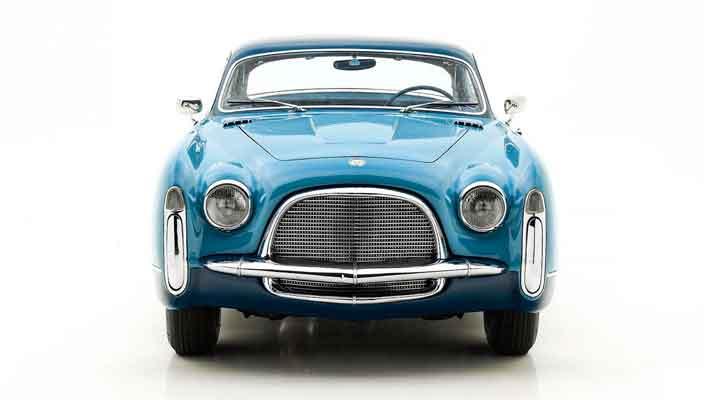 Продается 1 из 18 Chrysler Ghia Coupe 1950-х годов