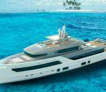Otam Yachts показала концепт 35-метровой яхты 115 | фото