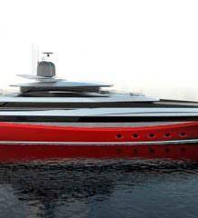 Squared MK показала 75-метровую яхту NYX в Монако | фото