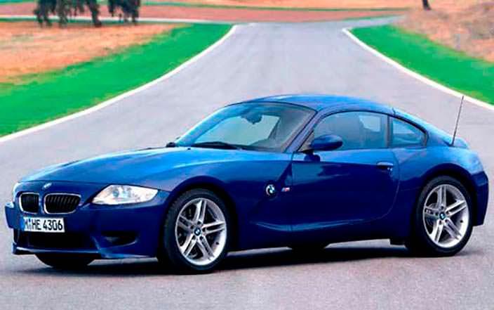 BMW Z4 первого поколения. 2002 - 2008 годы