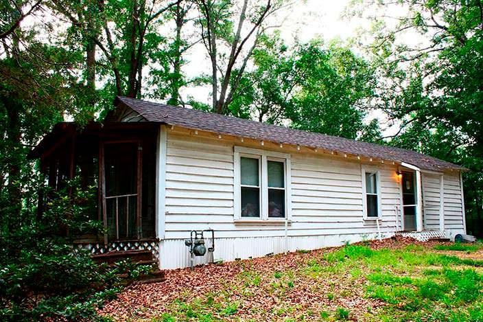 Дом детства Элвиса Пресли в Тупело, штат Миссисипи