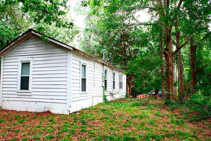 Дом Элвиса Пресли в Тупело, штат Миссисипи