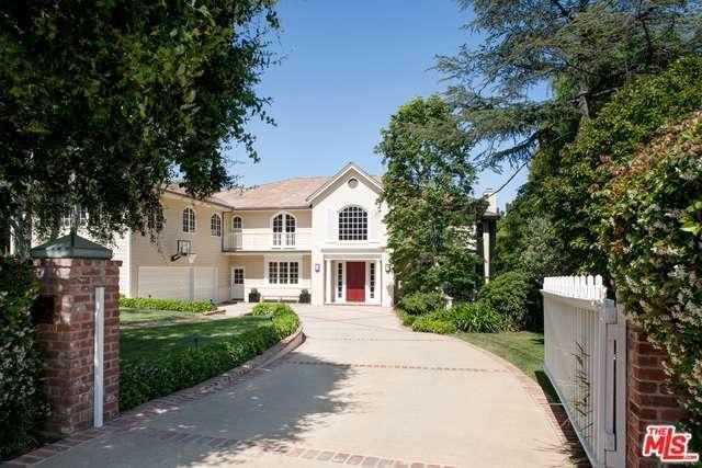 Новый дом Джеймса Кордена в окрестностях Лос-Анджелеса