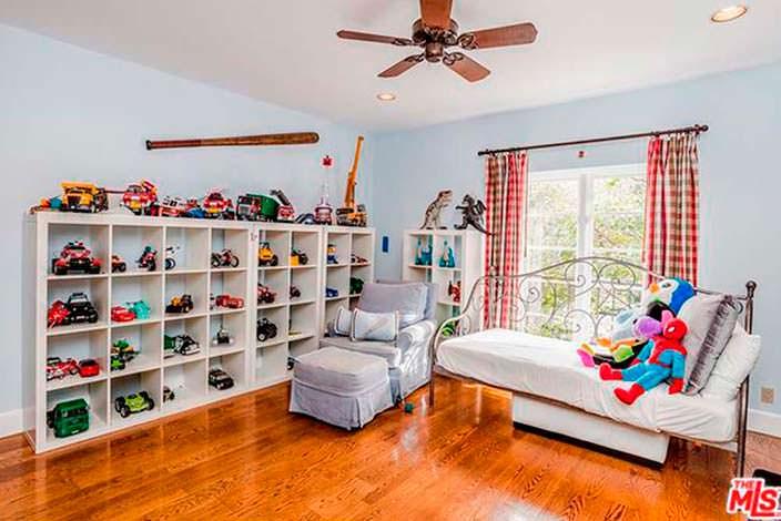 Детская комната в доме Кендалл Дженнер