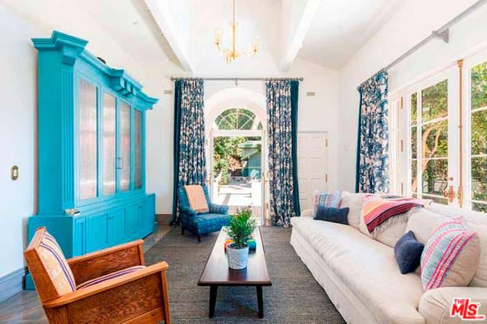 Дизайн интерьера дома Кэти Перри