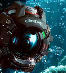 Вышла экшн-камера Casio GZE-1 по технологии G-Shock