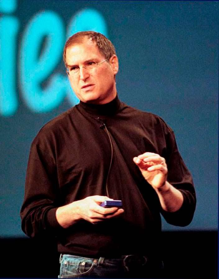 Фото   Стив Джобс в 2000 году