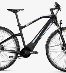 Компания BMW выпустила гибридный велосипед E-Bicycle